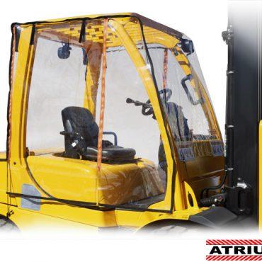 Forklift Atrium Cover